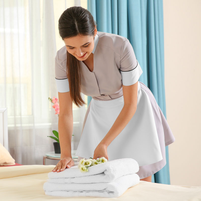 Private Staffing - Maid